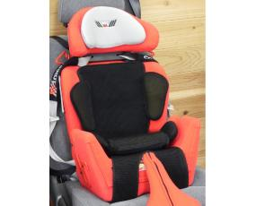 Carrot Air Mesh Cushions